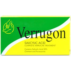 Verrugon Complete Verruca Treatment 6g