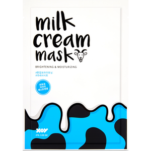 Xoy Milk Cream Sheet Mask 27g