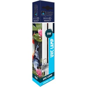 Aquarium Systems Compact Lamp Uvc 14.5cm - 9w - 2 Pin 1lav009 Pets