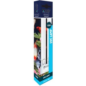 Aquarium Systems Compact Lamp Uvc 217mm - 18w - 4 Pin 1lav018 Pets