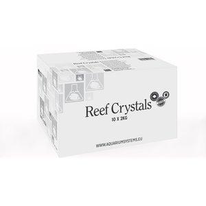 Aquarium Systems Reef Crystals Salt 10x2kg 1var902 Pets