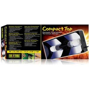 Exo Terra Compact Top Canopy 45cm, Pt2226 Lhc045 Pets