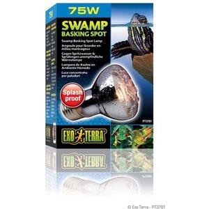Exo Terra Swamp Basking Spot Bulb 75w, Pt3781 Lhs075 Pets