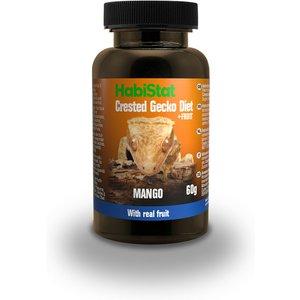 Habistat Crested Gecko Diet, Mango, 60g Hscdm Pets