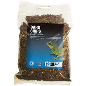Prorep Bark Chips Coarse, 25 Litre Smb025 Pets