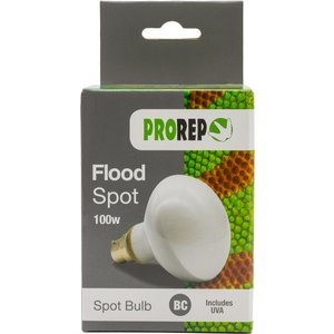 Prorep Flood Lamp 100w Bc Lms045 Pets
