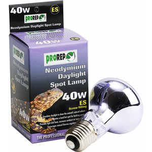 Prorep Neodymium Daylight Spotlamp 40w Es Lms360 Pets