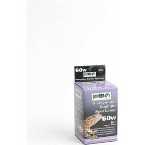 Prorep Neodymium Daylight Spotlamp 60w Bc Lms265 Pets