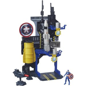 Marvel Captain America: Civil War Miniverse Playset - Captain America Bunker