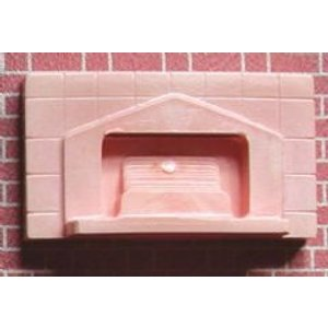 Hobbies 1/16th Scale Fireplace - Each - D8