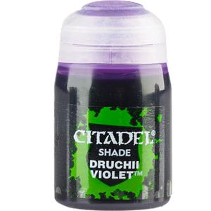 Warhammer 24-16 Shade Druchii Violet 24ml - 99189953019