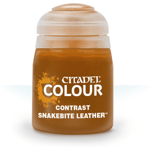 Warhammer 29-27 Contrast Snakebite Leather 18ml - 99189960018