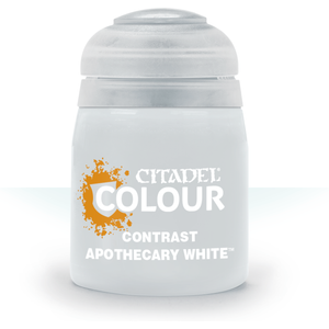 Warhammer 29-34 Contrast Apothecary White 18ml - 99189960025