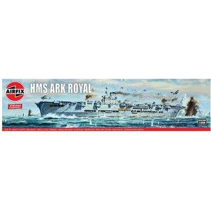 Airfix Vintage Classics - Hms Ark Royal 1:600 - A04208v