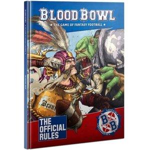 Warhammer Blood Bowl Rulebook - 60040999021