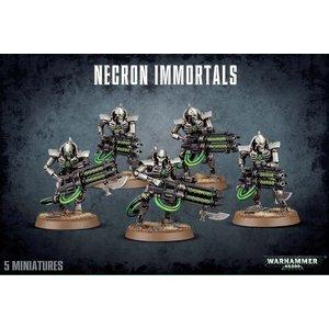 Warhammer Necron Immortals-deathmarks - 99120110035