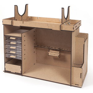 Occre Model Kits Occre Portable Workshop Cabinet Workstation - 19110