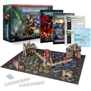 Warhammer 40000 Command Edition Starter Set - 60010199034