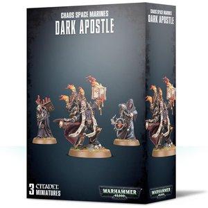 Warhammer Chaos Space Marines Dark Apostle - 99120102099