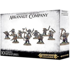Warhammer Kharadron Overlords Arkanaut Company - 99120205020