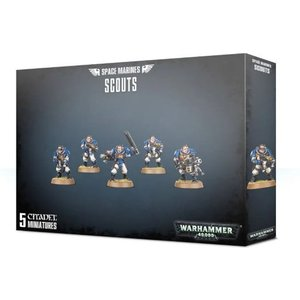 Warhammer Space Marines Scouts - 99120101248