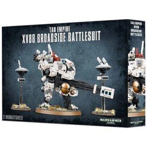 Warhammer Tau Em Xv88 Broadside Batsuit - 99120113063