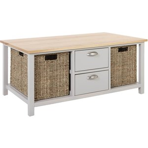 None Atterley Coffee Table Furniture, Grey