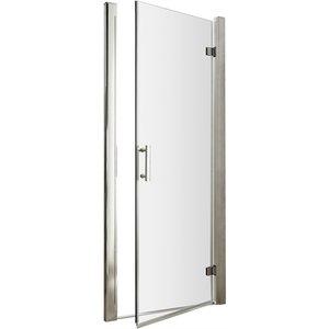 Balterley Hinged Shower Door - 800mm (6mm Glass) General Household