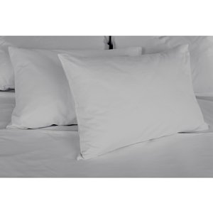 Copenhagen Home Oslo Pillowcase - Silver Home Accessories, Grey