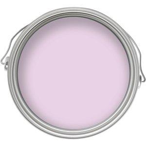 Crown Breatheasy Lavender Cupcake - Matt Standard Emulsion Paint - 2.5l Painting & Decorating, Purple