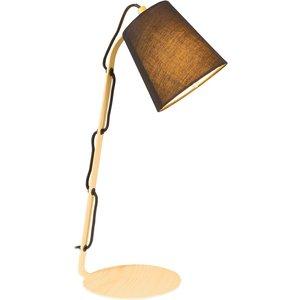 None Daniel Exposed Cord Desk Lamp Lighting