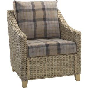 None Dijon Armchair In Highland Sheds & Garden Furniture, Natural