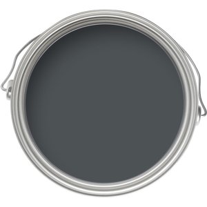 Farrow & Ball Eco No.26 Down Pipe - Exterior Matt Masonry Paint - 5l Painting & Decorating, Grey