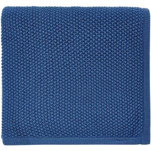 Bedeck Helena Springfield Copenhagen Tilde Knitted Throw - 130x150cm - Blue Home Accessories