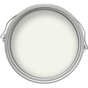 Homebase Paint Homebase Smooth Masonry Paint - Brilliant White 10l Painting & Decorating, Pure brilliant white