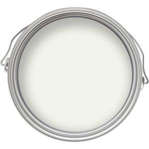 Homebase Paint Homebase Textured Masonry Paint - White 10l Painting & Decorating, Pure brilliant white