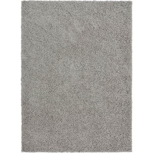 None Jazz Rug Silver Rug - 120 X 170cm Home Accessories, Silver