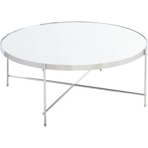 None Oakland Coffee Table - Chrome Furniture, Chrome