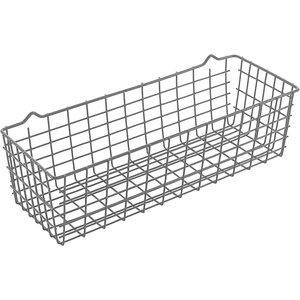 None Pandino Multipurpose Basket Home Accessories, Grey