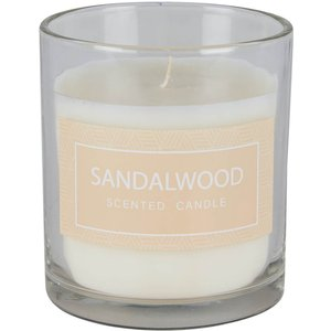 None Sandlewood Glass Candle Diy