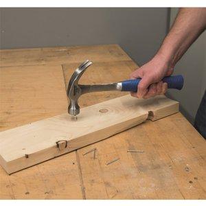Silverline Solid Forged Claw Hammer - 16oz (454g) Diy