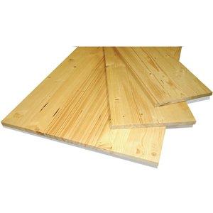 Metsa Wood Solid Spruce Board - 18 X 500 X 1150mm Home Textiles