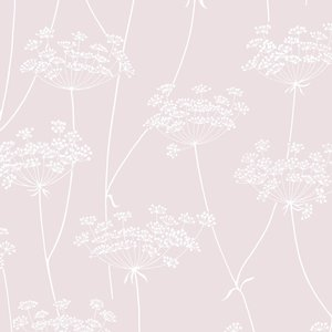 Superfresco Easy Floral Embossed Pink Wallpaper Home Accessories