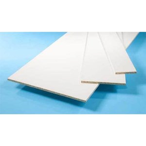 Metsa Wood White Furniture Board - 15 X 152 X 2440mm