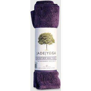 Jade Yoga Microfibre Hand Towel