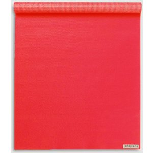 Jade Yoga Voyager Fire Engine Red Yoga Mat 1.6mm
