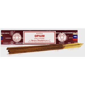 Satya Incense Sticks - Opium