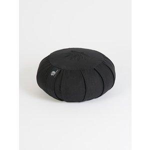 Yoga Studio Round Lotus Organic Zafu Buckwheat Cushion