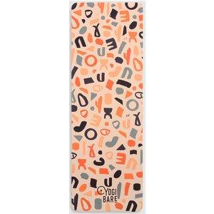 Yogibare Yogi Bare Teddy Microfiber Nevada Yoga Mat 2mm
