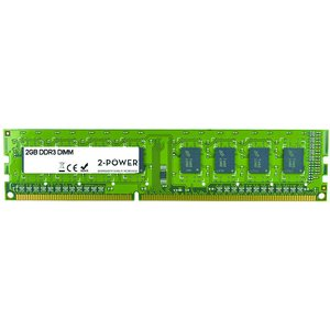 2-power 2gb Ddr3 1333mhz Dr Dimm Memory - Replaces Kvr13n9s6/2 2p Kvr13n9s6/2